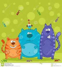 Картинки по запросу смешные коты карикатуры