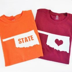 free 50 states silhouette cut files | Looksi Square