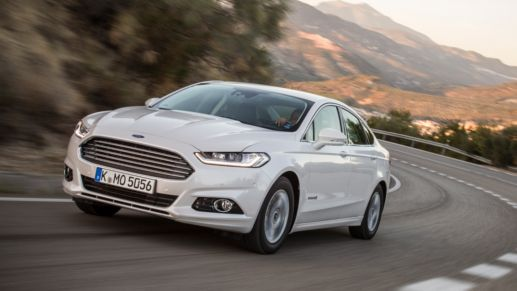 Nuova Ford Mondeo Business
