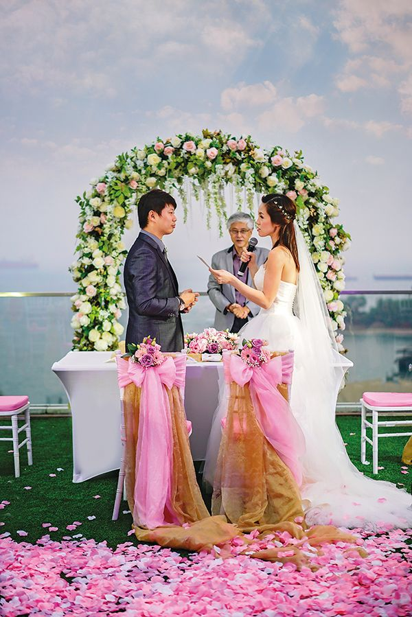 wedding reception photo booth singapore%0A Real weddings     gorgeous wedding arches for your celebrations