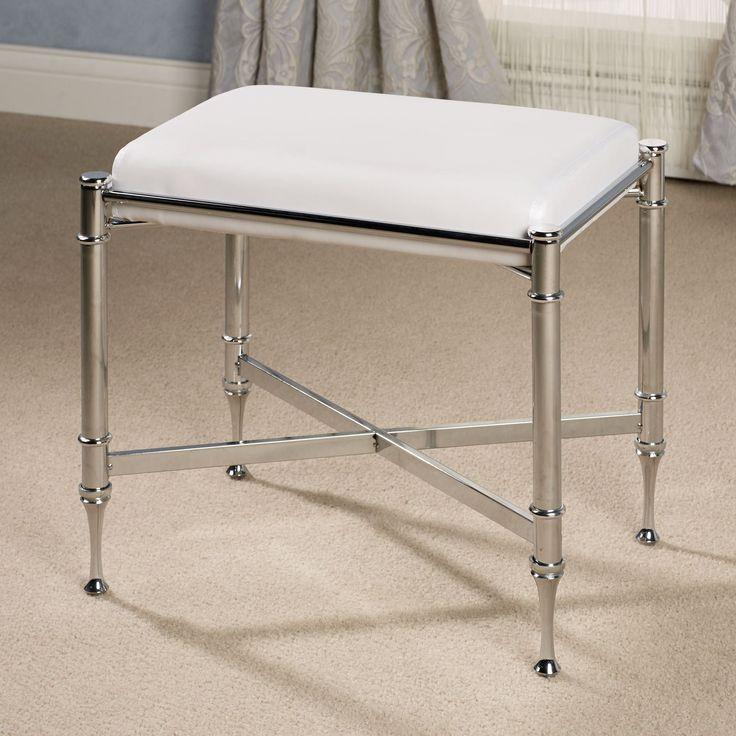 17 Best Ideas About Vanity Bench On Pinterest Vanity Area Dresser Storage And Vanity Set Ikea