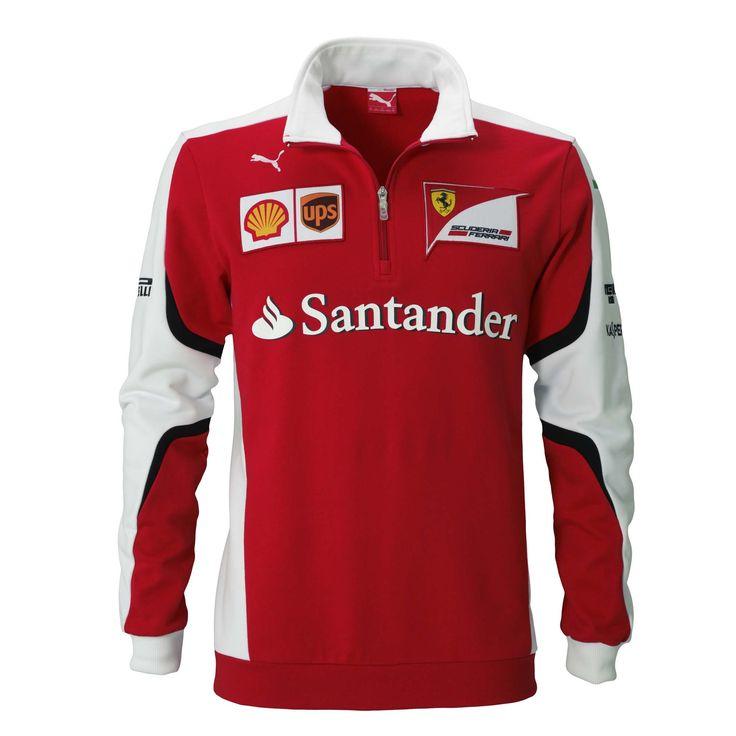 Ferrari sports clothing: online sportswear, Ferrari jersey ...