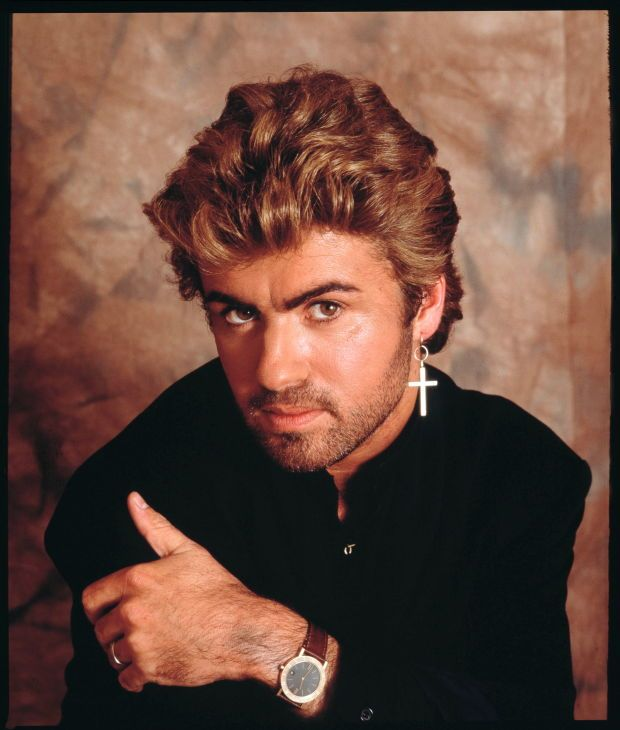 Une 25, 1963 George Michael born in London, England, was one of the leading performers in the 1980s. His 1987 album Faith won a Grammy for best album of the year.