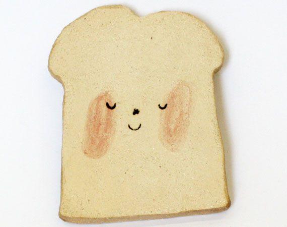 Charlotte Mei's lovely toasty plate
