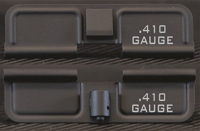 Pin On Laser Engraved Ar15 Ejection Port Dust Covers
