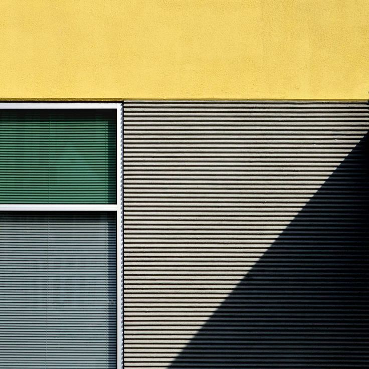 Colorful and Abstract Industrial Minimalist Photography by Stuart Allen #inspiration #photography