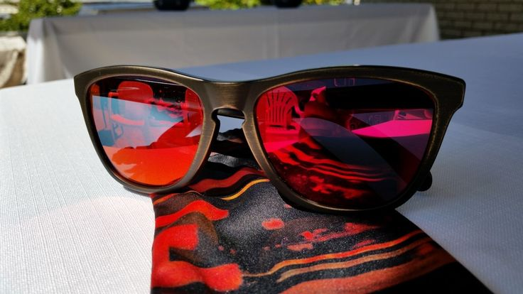 Get ready for Summer with Oakley Frogskins - http://www.oakleyforum.com/forums/oakley-frogskins-discussion.22/