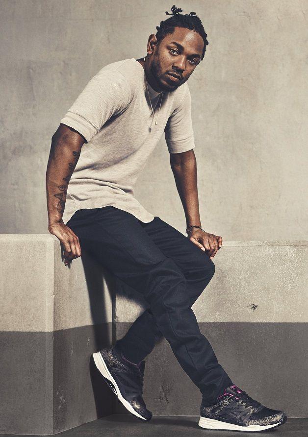 Kendrick Lamar, Кендрик Ламар