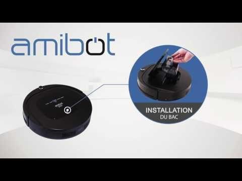Robots Aspirateurs AMIBOT Prime H2O