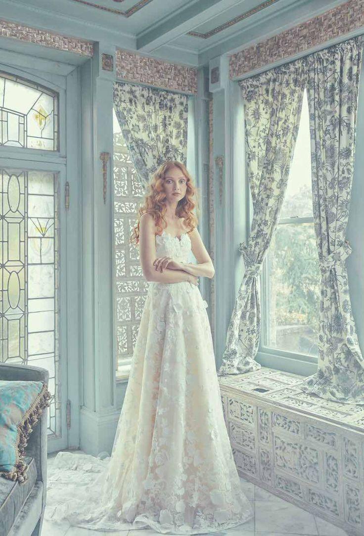 10 best Wedding Dresses images on Pinterest | Wedding dress, Bridal ...