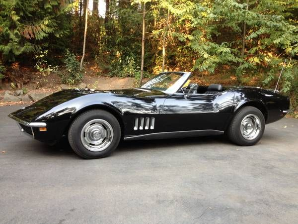 1969 corvette stingray one of my all time favorite cars. Cars Review. Best American Auto & Cars Review