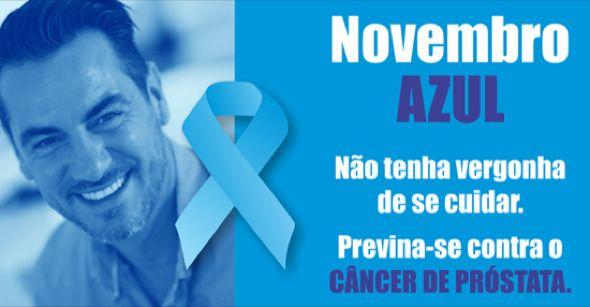 A campanha do Novembro Azul começou novamente! Mais um ano o Instituto GERIR pretende levar a campanha ao maior número de pessoas possível a fim de consicentizar toda população e usuários dos HUGO's de Goiânia em Goiás
