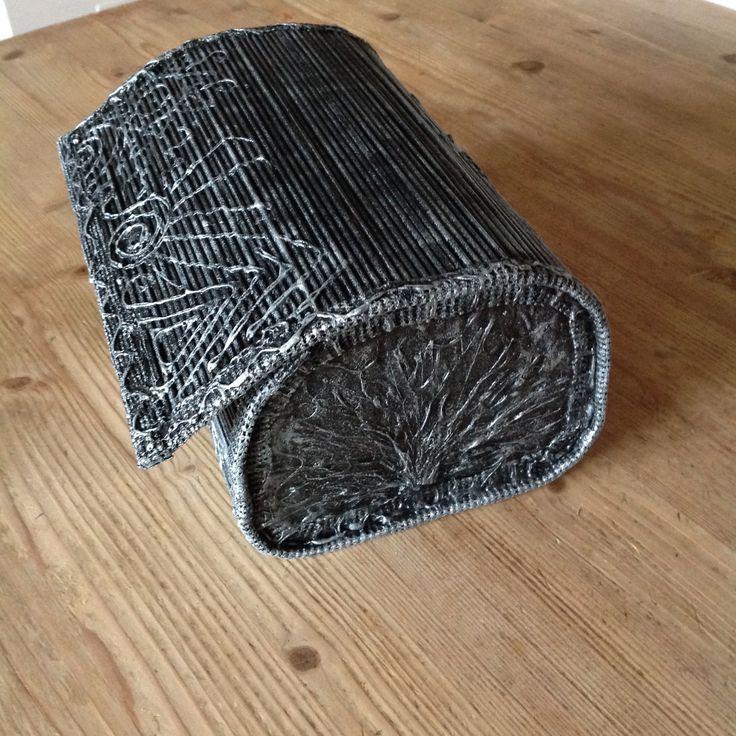 idee rigalo fatto a mano, Scatola da bastoncini di spiedini, salvette, idea Handmade