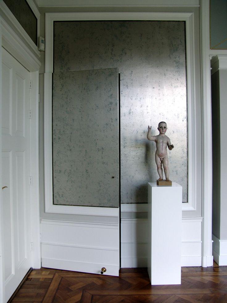 secret door by Steven