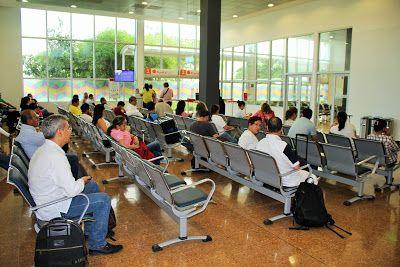 Aeropuerto de Riohacha movilizó más de 160 mil pasajeros en el 2017
