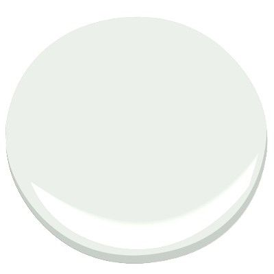 Snow Angel 841///another great BM paint selection for you from jannino painting + design 239-233-5404 boston/cape cod ft myers/naples clearwater/st pete