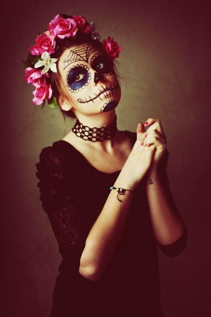 Dia de los Muertos 5 by TressaWilson.deviantart.com
