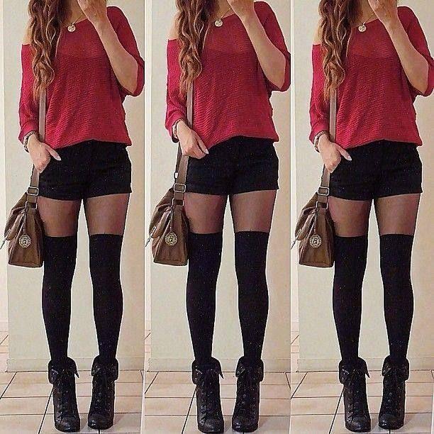 ¿Te vestirías así? ❤