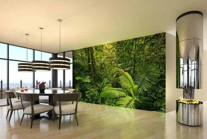 Fototapete Nr. 3193 - Tropischer Regenwald, Costa Rica