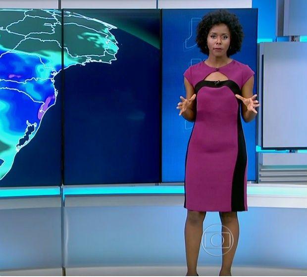 e42fefc54 Looks da Maju  13 roupas da moça do tempo para copiar no trabalho ...