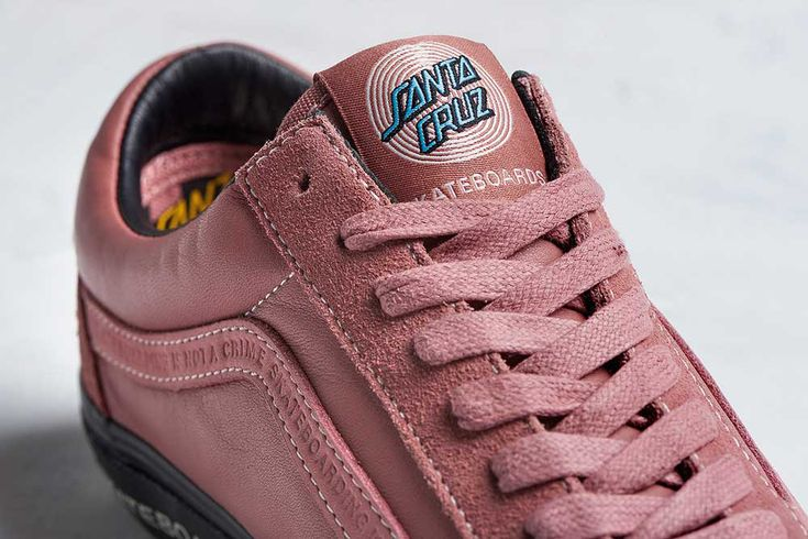 Vans will release only 600 pairs of the Pro Skate ArcAd Santa Cruz x TH collection.