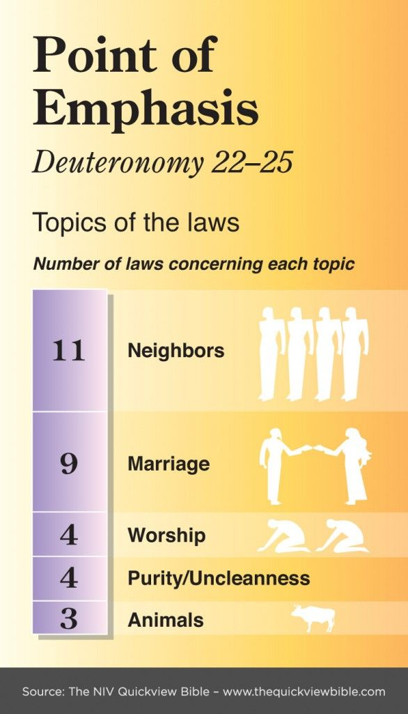 Study on deuteronomy