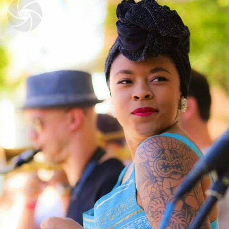 """Picture by @puistoblues """"Kaunis, lahjakas ja upeaääninen @nikkihillrocks täydentää pääkonsertin esiintyjäkattauksen. Nikki on kolmekymppinen blues-soul-rock-sähikäinen, joka nähdään nyt ensimmäistä kertaa Suomessa isolla lavalla."""" #nikkihill #beautiful #soulful #voice #blues #järvenpää #inthemood #summermood #finlandfestivals #finland #festivals #festivaalit #festarit #parastakesässä #repost"""