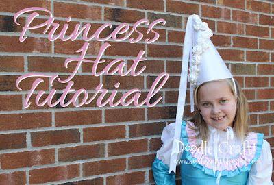 chapeau de princesse