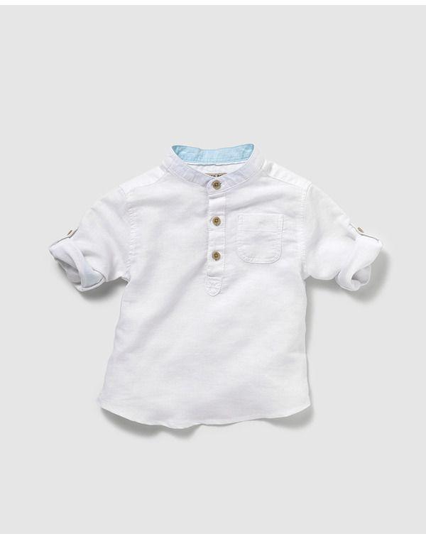 Camisa de bebé niño