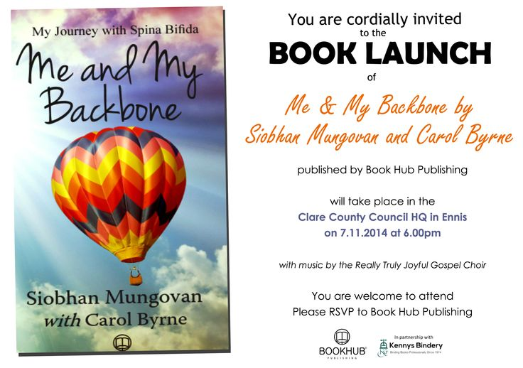 Invitation to the Book launch