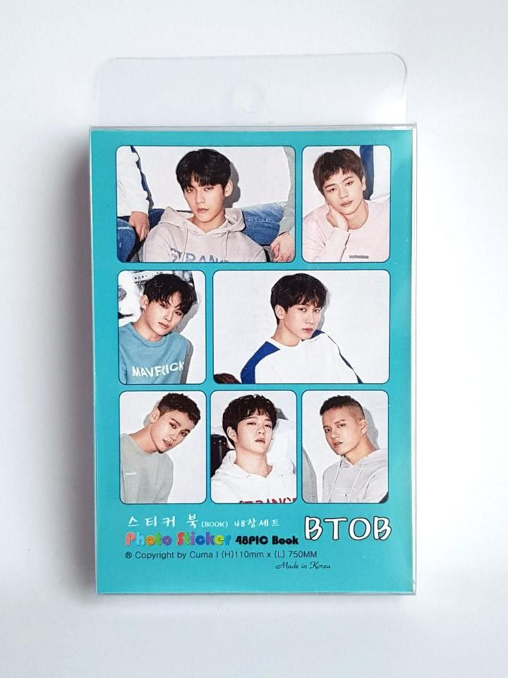 Btob Goods High Quality Sticker 48pic Books Stan Jin Bangtanboys Meme Jimin Idol Monstax Nct Kpopmemes Kpop Btob Books Kpop Memes