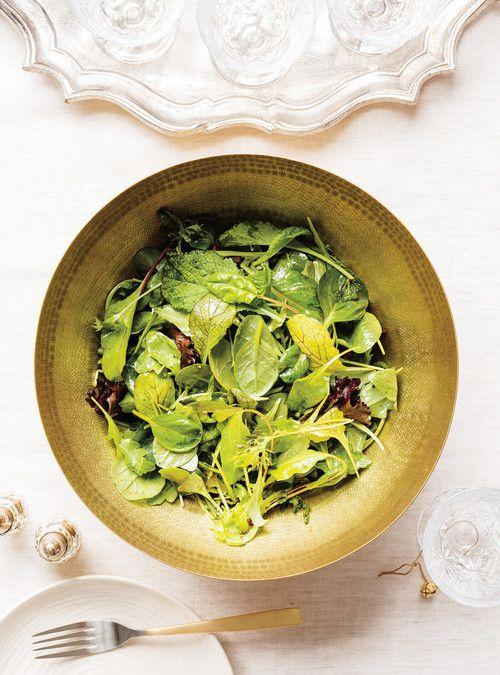 Vinaigrette balsamique-érable  pour salade verte Recettes   Ricardo
