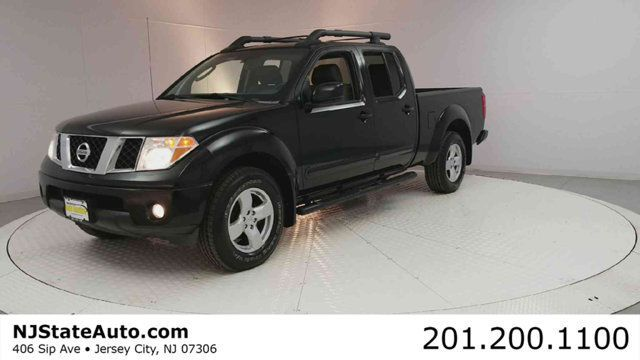 2008 Nissan Frontier 4WD Crew Cab LWB Automatic LE Jersey City NJ 22970811 + See MORE CARS, TRUCKS, VANS & SUVs -- SAVE 💰💰💰 -- www.njstateauto.com -- Location: New Jersey State Auto Auction -- 406 Sip Ave., Jersey City, NJ 07306 -- Need Directions? Call 201-200-1100. VEHICLE DETAILS:
