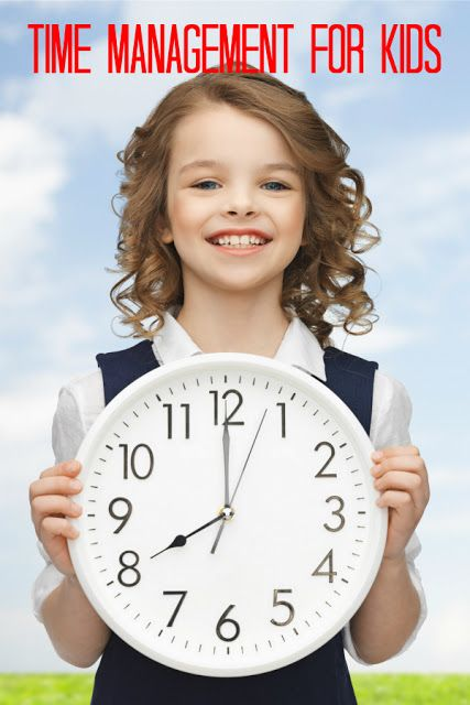 Help your kids set priorities and improve their time management skills. Free printable