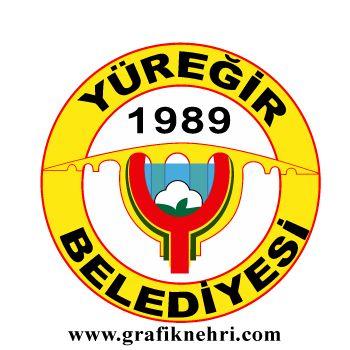 Yüregir Belediyesi Logosu Vektörel