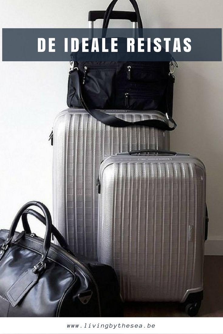 Op zoek naar de ideale reistas/reiskoffer zodat je voor elke gelegenheid de perfecte oplossing hebt? Ik verklap alvast hoe mijn bagage-set eruit ziet.