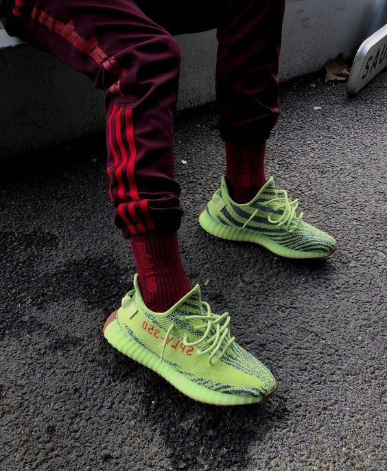 ea05124a6 Your size Adidas Yeezy Boost 350 V2 Semi Frozen Yellow sneakers online   sneakers  fashion