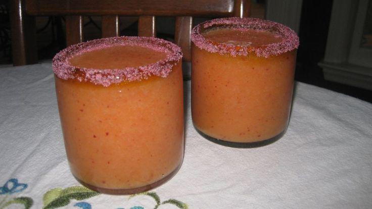 Make and share this Frozen Peach Daiquiri recipe from Genius Kitchen.