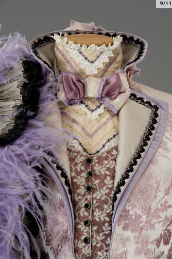 Miesten pukeutuminen (ylimystö)