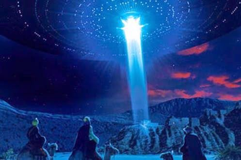 The Star of Bethlehem: A UFO phenomenon or an Extraordinary Event Astronomical?