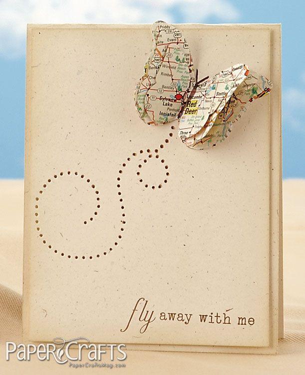 >>Map Butterfly