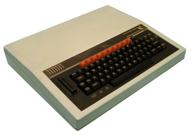 The BBC Micro. Introduced a generation of school kids to computing.