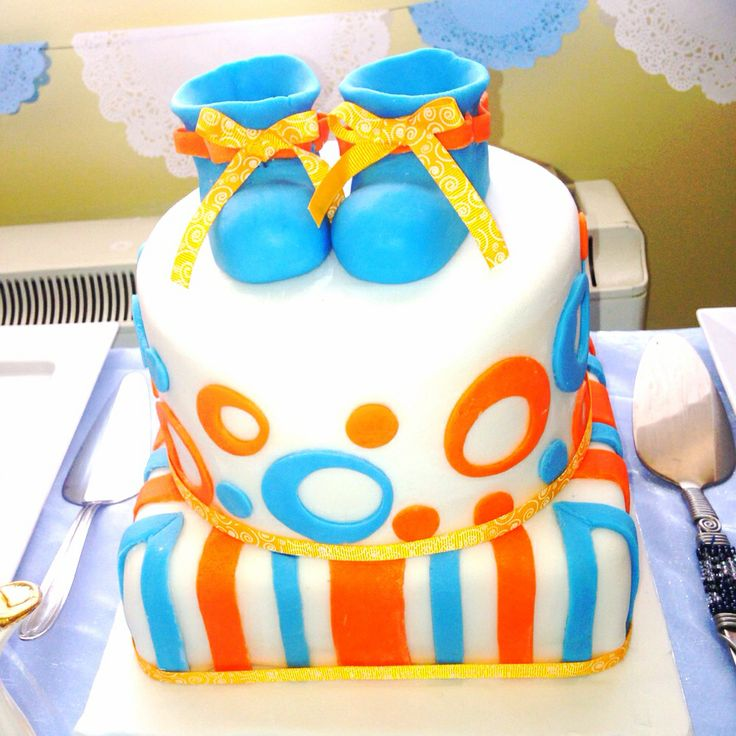 Sponge Baby Cake