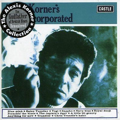 The Alexis Korner Collection