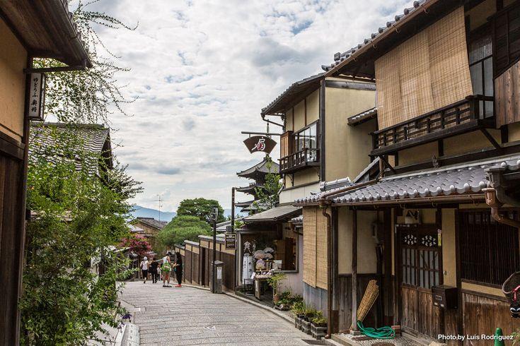 Dos callejuelas que no hay que perderse en la zona de Higashiyama de Kioto: son las cuestas de Sannenzaka y Ninenzaka, ¡os contamos qué ver en la zona!
