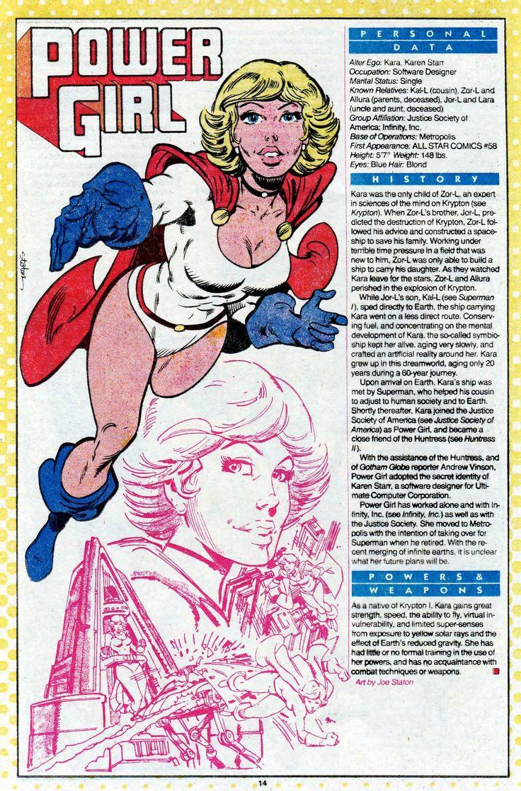 Power Girl!