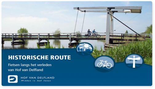 Historische Route (fietsen) | Hof van Delfland