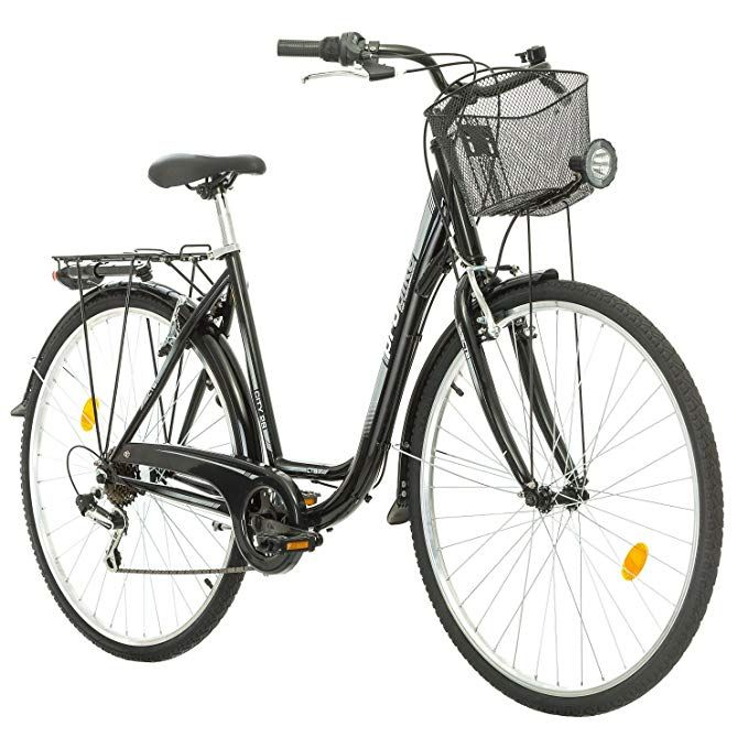 Multibrand Probike 28 City Zoll Fahrrad 7 Gang Urbane Cityrader