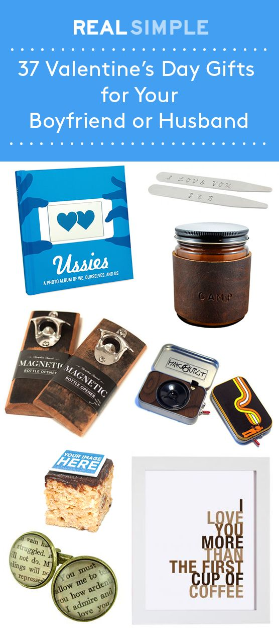 43 Valentine's Day Gifts for Your Boyfriend or Husband ...