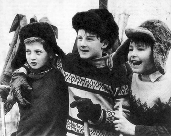 Children of the USSR.